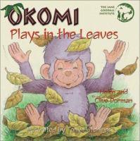 Okomi Plays in the Leaves