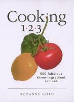 Cooking 1-2-3