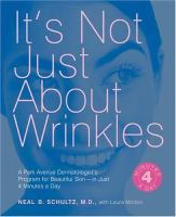 It's Not Just About Wrinkles