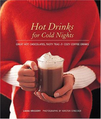 cover of hot drinks for cold nights