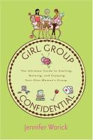 Girl Group Confidential