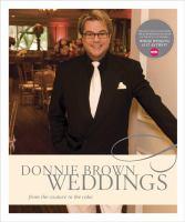 Donnie Brown Weddings