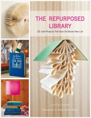 The Repurposed Library book cover