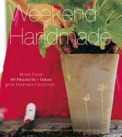 Weekend Handmade