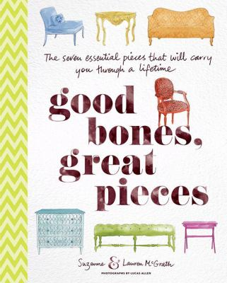 Good bones great pieces book cover