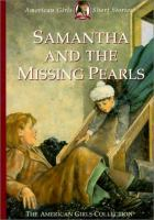 Samantha and the Missing Pearls