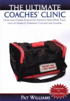 The Ultimate Coaches' Clinic