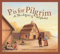 P Is for Pilgrim