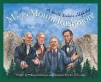 M Is for Mount Rushmore