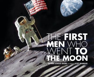 The First Men Who Went to the Moon(book-cover)
