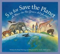S Is for Save the Planet