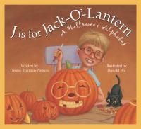J Is for Jack-o-lantern