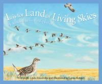 L Is for Land of Living Skies