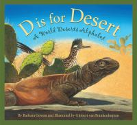 D Is for Desert