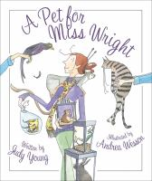 A Pet for Miss Wright
