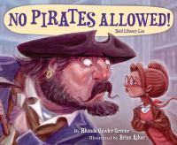 No Pirates Allowed! Said Library Lou