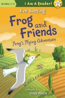 Frog's Flying Adventure