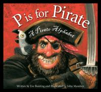 P Is for Pirate