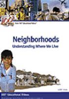 Understanding Where We Live