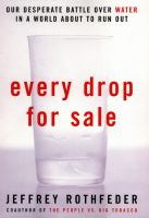 Every Drop for Sale