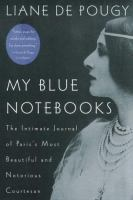 My Blue Notebooks