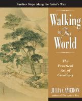 Walking in this world book cover