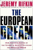 The European Dream