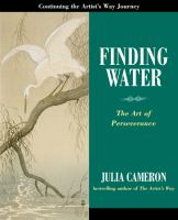 Finding Water book cover