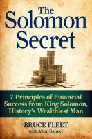 The Solomon Secret