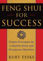 Feng Shui for Success