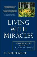 Living With Miracles
