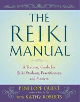 The Reiki Manual