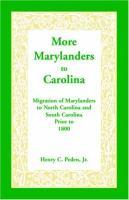 More Marylanders to Carolina