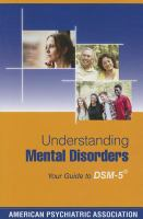 Understanding Mental Disorders