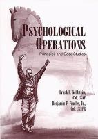 Psychological Operations: Principles and Case Studies