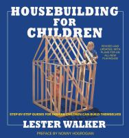 Housebuilding for children