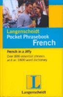 Lagenscheidt  Pocket Phrasebook French