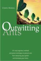 Outwitting Ants