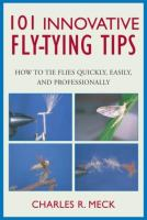 101 Innovative Fly-tying Techiques