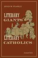 Literary Giants, Literary Catholics