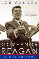 Governor Reagan