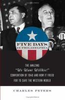 Five Days in Philadelphia