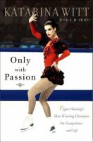 Only With Passion