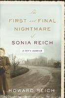 The First and Final Nightmare of Sonia Reich