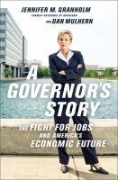 A Governor's Story