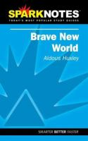 Brave New World : Aldous Huxley