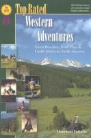Top Rated Western Adventures