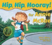 Hip, Hip, Hooray for Annie McRae!