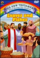 The New Testament Bible Stories for Children