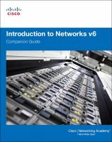 Introduction to Networks V6